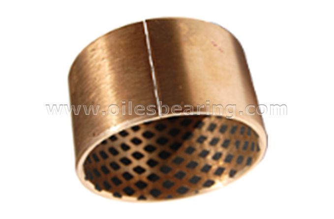 PVB090G Bronze Bearing with Graphite