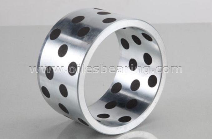 JDB-40 Graphite Plugged Cast Steel Oiles Bearing