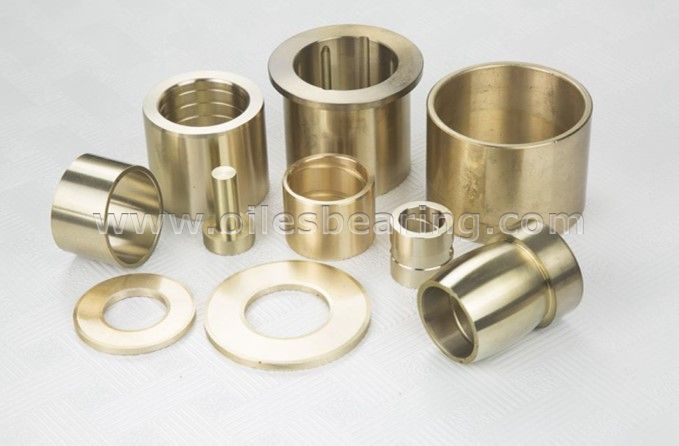 JDB-1U Machined Cast Bronze Bushing