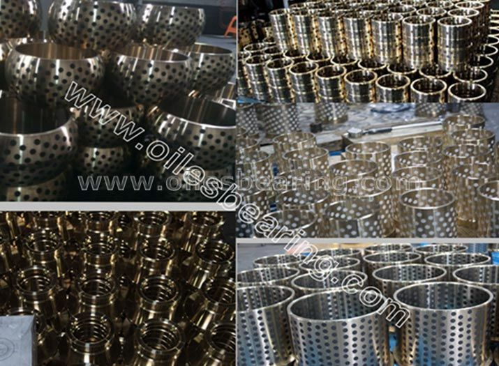 Semi Finish Goods for Aluminium Bronze